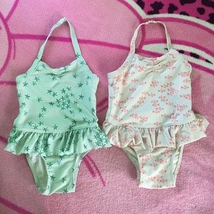 Buy 1 take 1 swimsuit for 4 years old